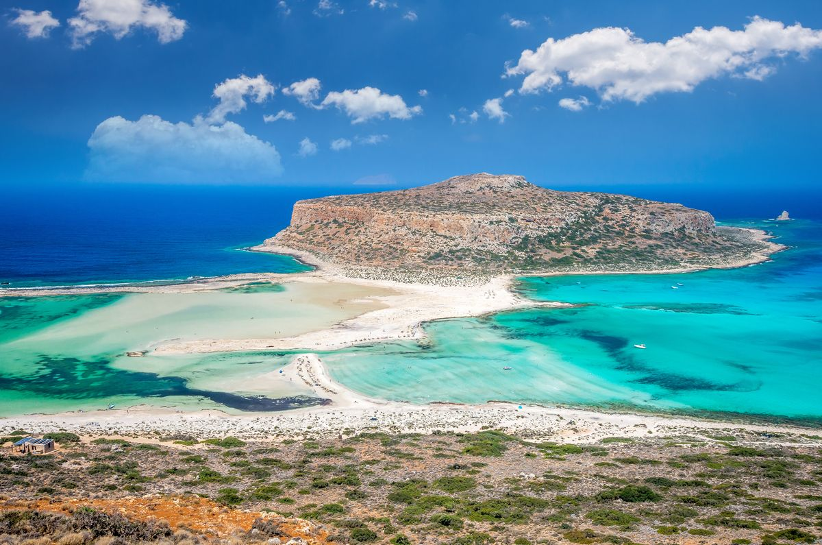 Balos Beach chania alonia apartments interesting places