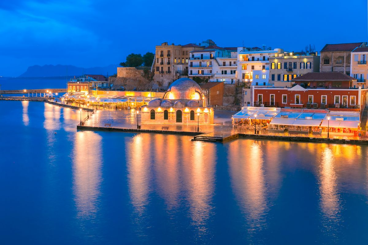 Chania Old Town chania alonia apartments interesting places